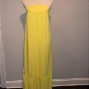 🍋 AQUA Maxi Dress